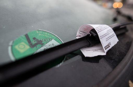 Automobilclubs gegen Punkte für Falschparken
