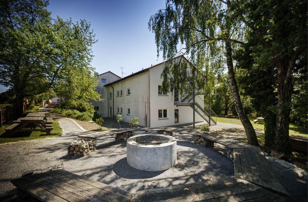Im Freizeitheim Mettelberg soll die energetische Sanierung vollendet werden. Foto: Gottfried Stoppel