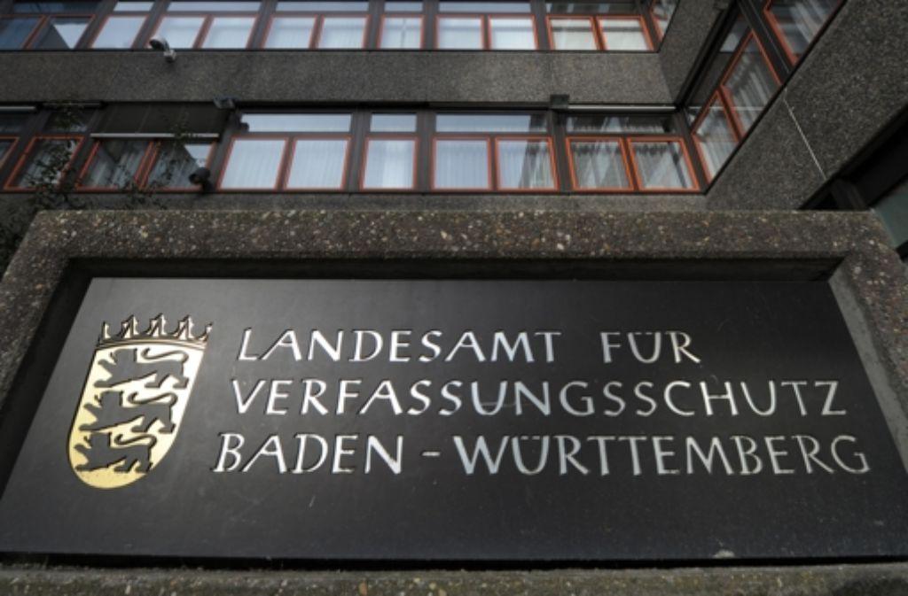 Das Landesamt für Verfassungsschutz ist aus Sicht der Linken in Baden-Württemberg unfähig. Foto: dpa