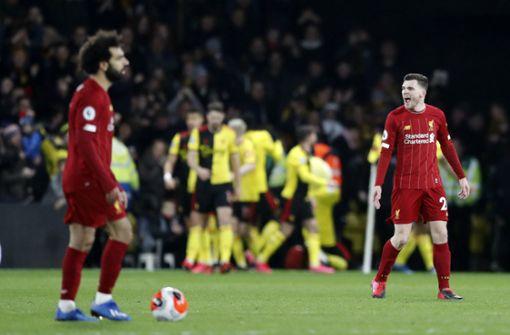 Historische Serie des FC Liverpool ist gerissen