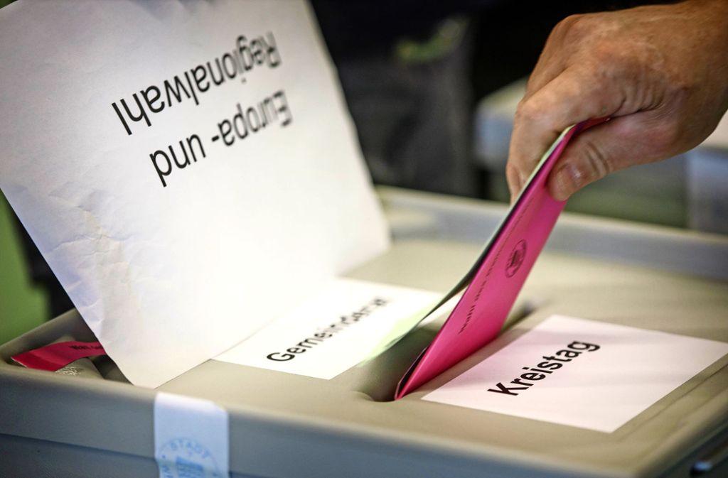 Über den Auftrag der Wähler gehen die Meinungen auseinander. Foto: