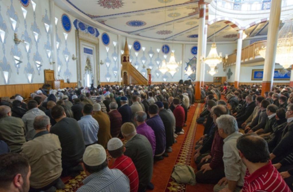 Im Fokus der Vorurteile: der Islam. Foto: dpa
