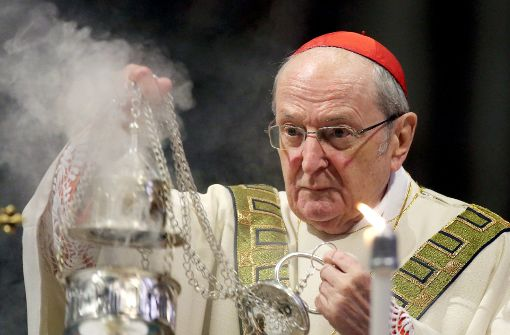 Kardinal Meisner mit 83 Jahren gestorben