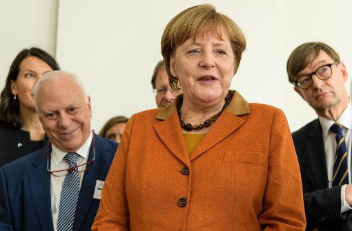 Merkel: Ein guter Tag für die Demokratie