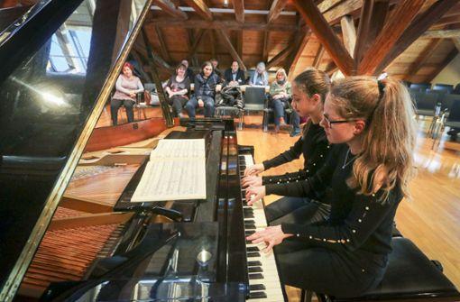Jungmusiker im Kreis erfolgreich
