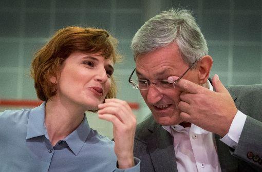 Linke-Parteichef attackiert Martin Schulz