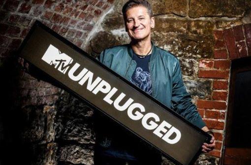 """Pur nehmen """"MTV Unplugged""""-Konzert auf"""