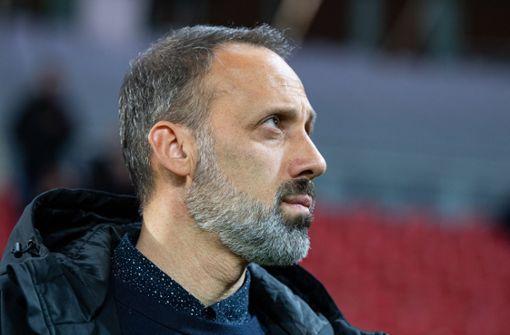 """Pellegrino Matarazzo will """"elf schlagkräftige Spieler auf dem Platz haben"""""""
