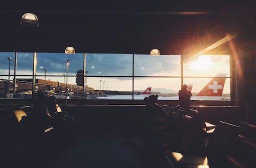 10 Typen, die man am Stuttgarter Flughafen trifft
