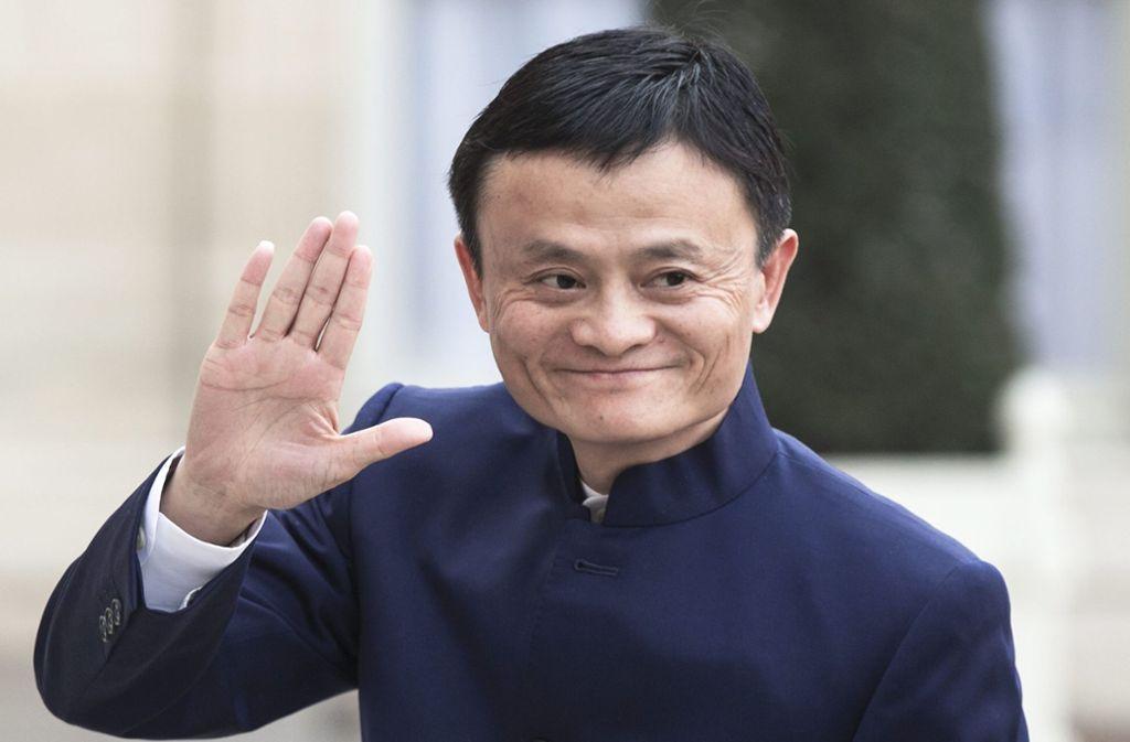 Unternehmensgründer und zweitreichster Mann Chinas: Jack Ma kümmert sich um den Frauenfußball- Foto: dpa