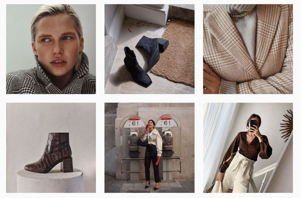 Neben hipper Mode bietet Edited auch Sportklamotten, Schuhe, Schmuck und Taschen an. Foto: Edited/Screenshot
