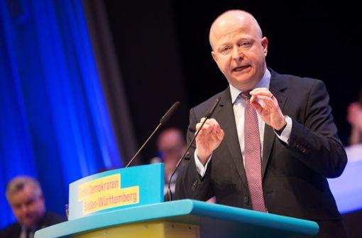 Südwest-FDP attackiert Kanzlerin Merkel