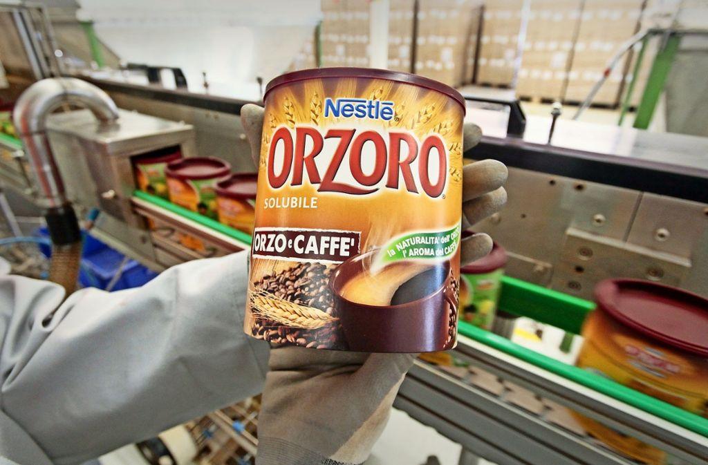 Viele Mitarbeiter waren stolz, in Ludwigsburg für Nestlé zu arbeiten, zuletzt produzierten sie in der Caro-Fabrik den Gerstenkaffee Orzoro. Foto: factum/Granville