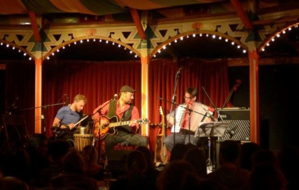 Die Albert Schnauzer Love Explosion spielt am 19. August beim Klinke-Festival im Merlin in Stuttgart. Foto: Promo