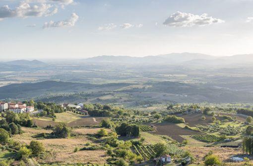Die Tücken in der Toskana