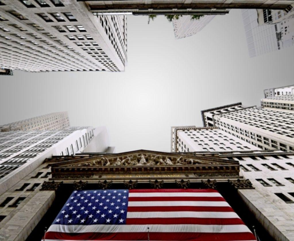 Die Teilnehmer aus Deutschland bekommen auch Termine mit Investoren aus dem Umfeld der New Yorker Wall Street – das Training für die eigene Präsentation ist inklusive. Foto: dpa