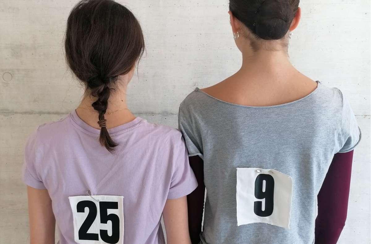 Bei der Aufnahmeprüfung darf sich der Ballettnachwuchs persönlich in der Cranko-Schule vorstellen. Foto: JCS/JCS