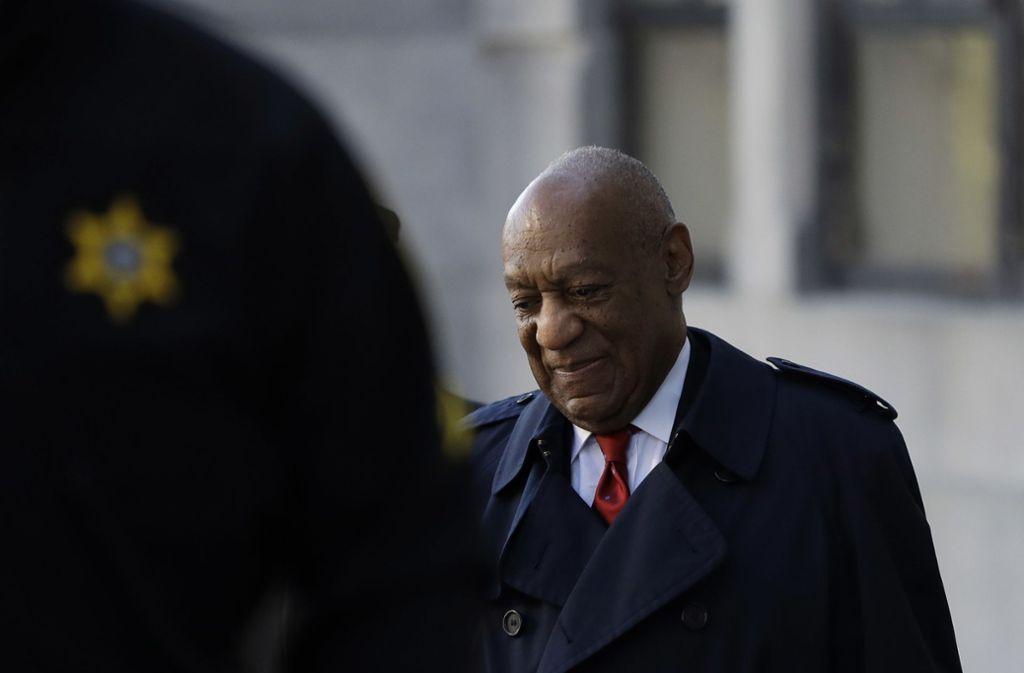Bill Cosby wurde schuldig gesprochen. Foto: AP