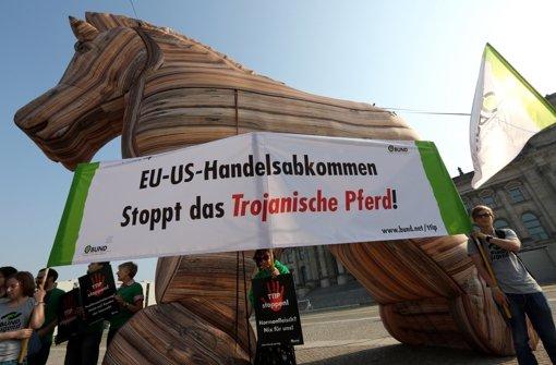 DGB-Wende im TTIP-Streit