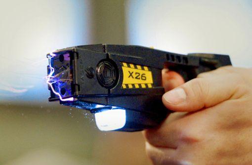 Polizei im Land will nicht mehr Elektroschocker