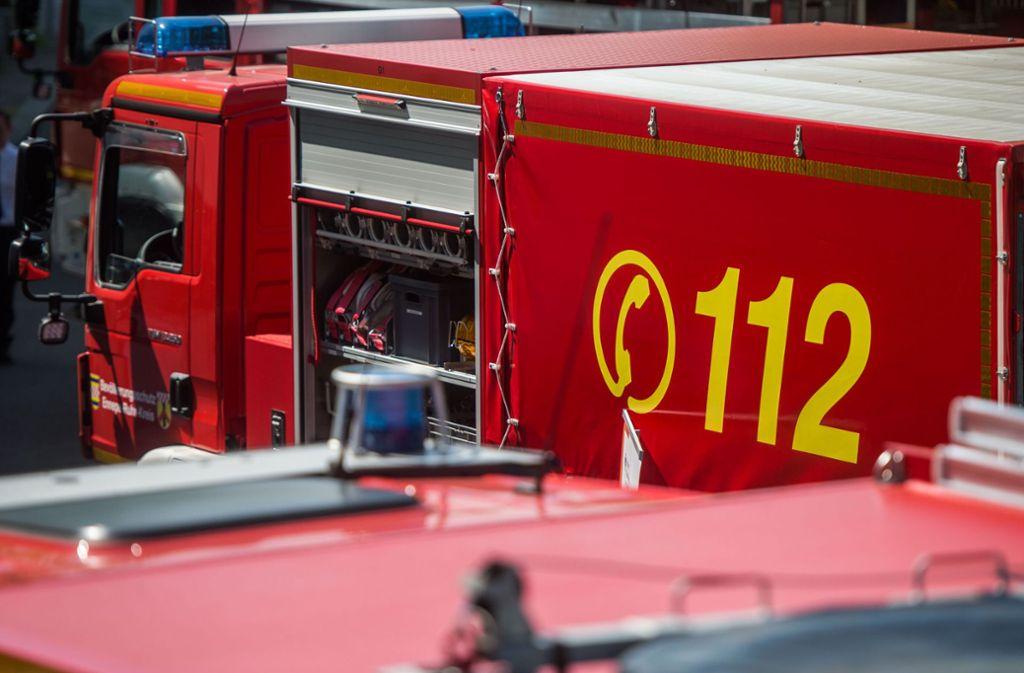 Die Eltern riefen die Feuerwehr, nachdem sie nicht mehr in die Wohnung gelangten. (Symbolfoto) Foto: dpa