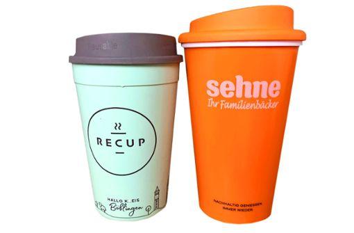 Konkurrenz für den Kaffeebecher