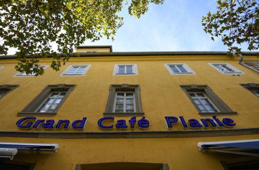 Die Wirte des Grand Café Planie   wehren sich
