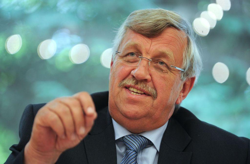Der CDU-Politiker Walter Lübcke wurde offenbar Opfer eines Mordes mit rechtsextremistischen Hintergrund. Foto: AFP