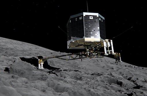 Letzte Hoffnung für den Landeroboter Philae