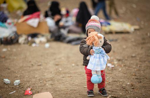 Koalition will Flüchtlingskinder aufnehmen