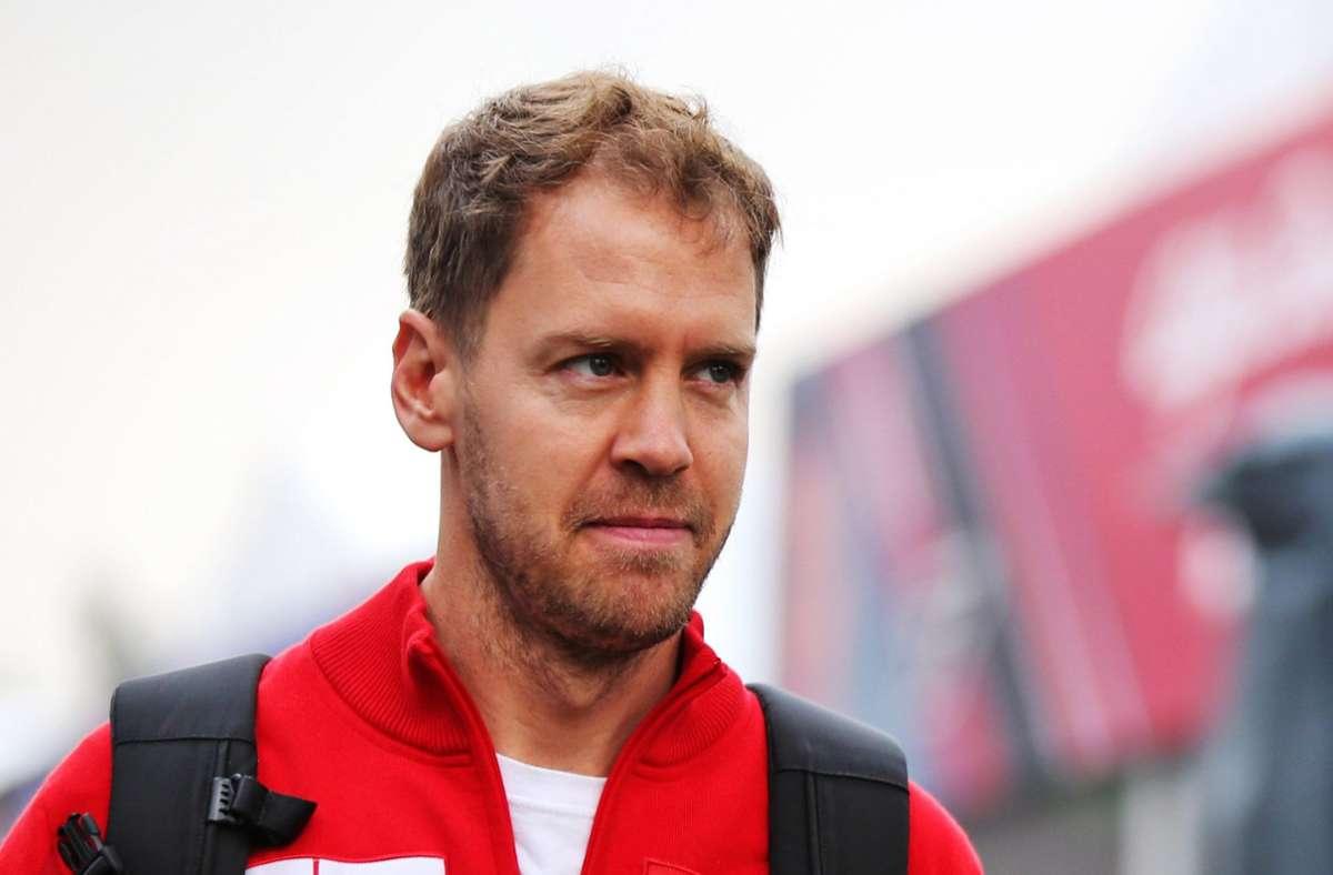 Sebastian Vettel wird kommende Saison für das Werksteam Aston Martin starten. Foto: dpa/Photo4