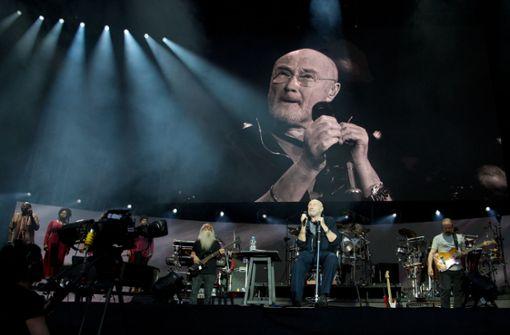 40000 Besucher feiern Phil Collins in Stuttgart