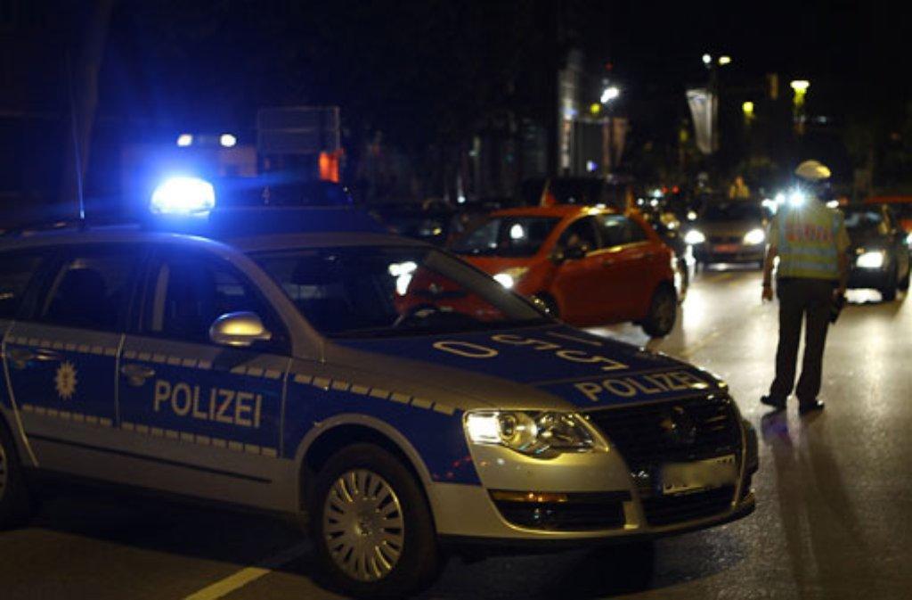In Ludwigsburg konnten die Teilnehmer des illegalen Autorennens auf der A81 schließlich gestoppt werden (Symbolbild). Foto: SIR