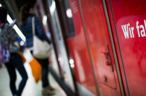 Bahnhof Bietigheim gesperrt