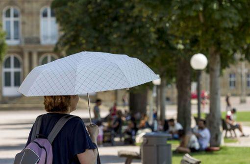 Hitzerekord im Südwesten wackelt – über 40 Grad erwartet