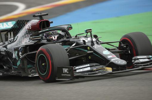 Hamilton holt Pole Position - Vettel auf Platz 14