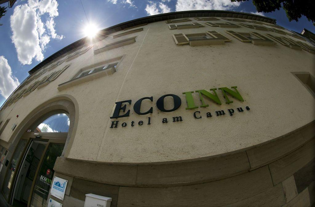 Das Eco-Inn ist wieder mal ausgezeichnet worden. Foto: Horst Rudel