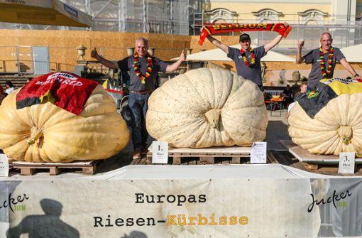 Drei belgische Züchter holen Sieg