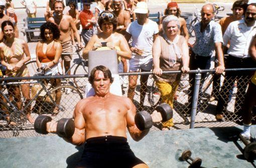 Bodybuilding und Politik – Der Mythos Schwarzenegger