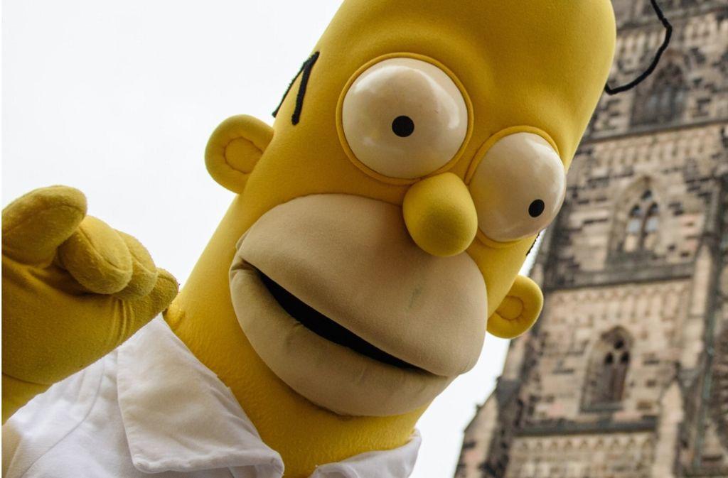 Homer Simpson bekommt eine neue Stimme. Foto: dpa