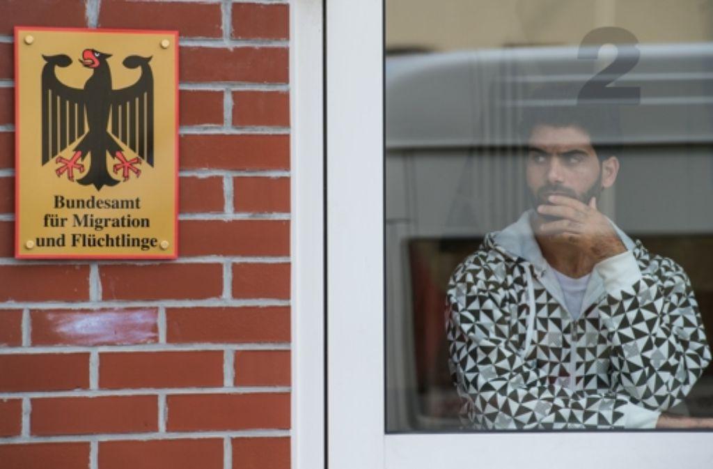 Am Samstag sind die Verschärfungen im Asylrecht in Kraft getreten. (Symbolbild) Foto: dpa