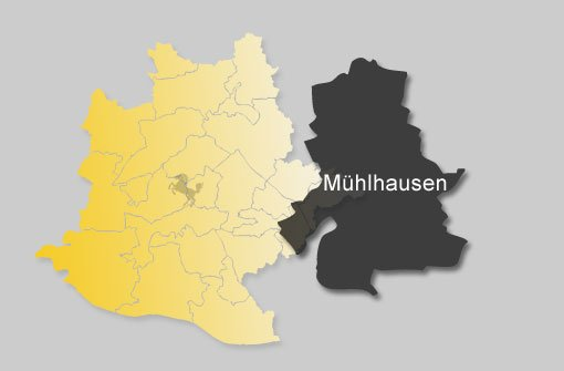 So hat Mühlhausen gewählt