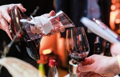 Stuttgarts beste Weine im Römerkastell