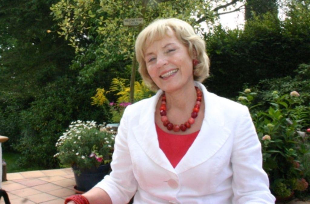Helma Hardenberg ist die Vorsitzende des Bürgervereins Foto: Martin Bernklau