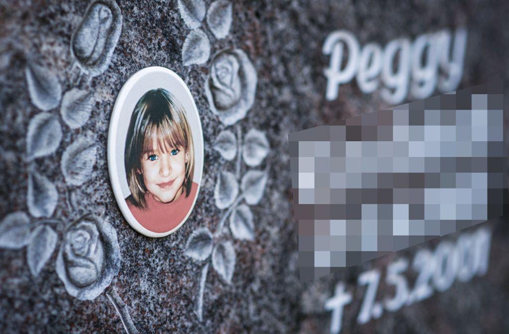 Die kleine Peggy verschwand 2001 spurlos. Foto: dpa