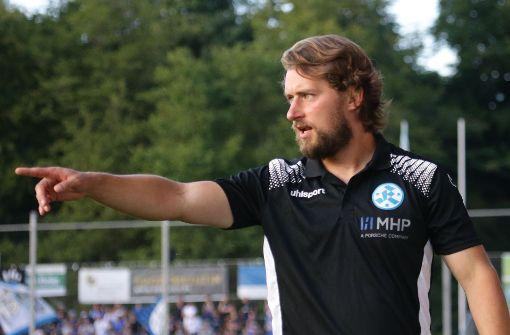 Stuttgarter Kickers gewinnen in Bonlanden