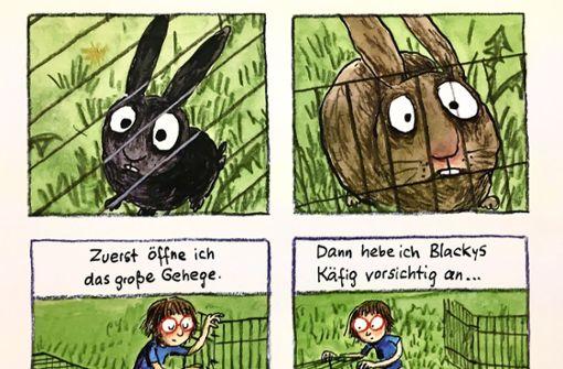 Kindheit in gezeichneten Bildern