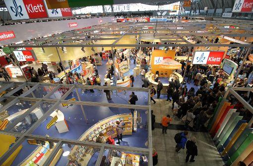 Zehntausende Besucher kamen zur Bildungsmesse Didacta nach Stuttgart. Foto: 7aktuell.de/David M. Skiva