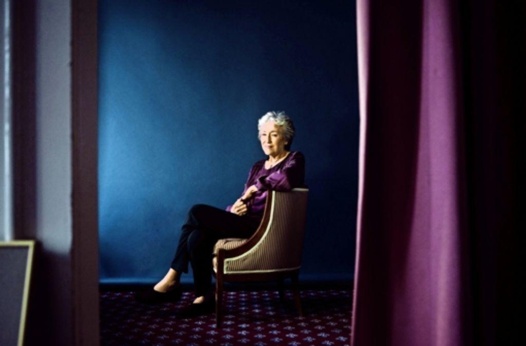 Martha Grimes ist eine Bestsellerautorin. Doch der Erfolg ihrer Krimis haben sie als Person nicht verändert, sagt die Amerikanerin. Foto: Urban Zintel
