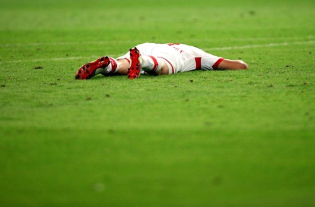 Bei der Auslosung des DFB-Pokals hatte der VfB Stuttgart mit dem Heimspielgegner St. Pauli zur Abwechslung einmal Glück. Foto: Pressefoto Baumann